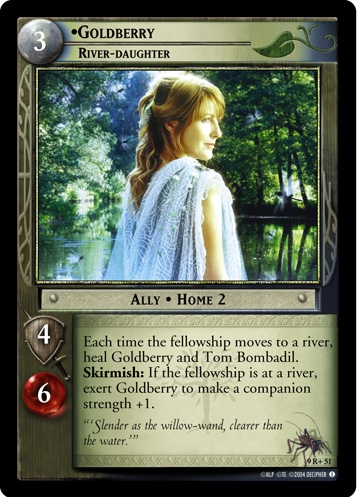 Goldberry, River-daughter