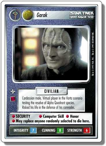 Garak (first version)
