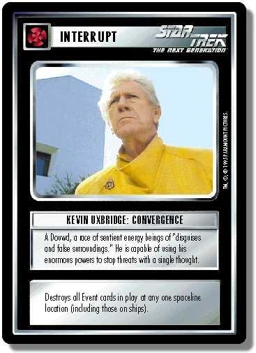 Kevin Uxbridge: Convergence