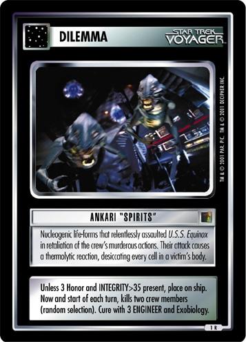 "Ankari ""Spirits"" (first version)"