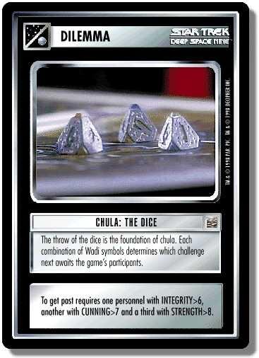 Chula: The Dice