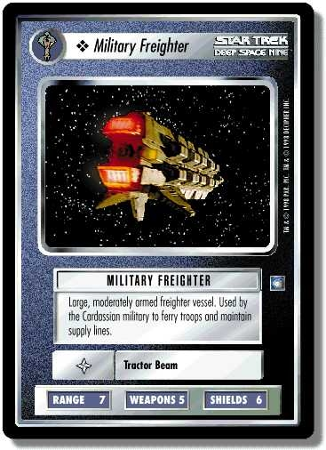Military Freighter