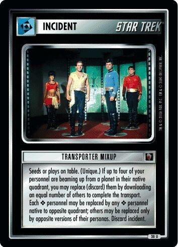 Transporter Mixup
