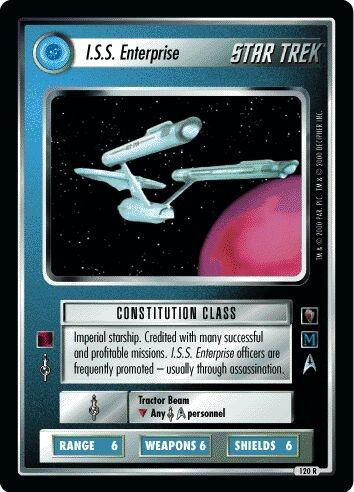 I.S.S. Enterprise