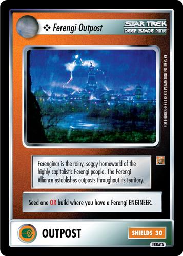 Ferengi Outpost